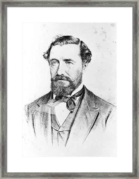 Sir James Douglass Framed Print