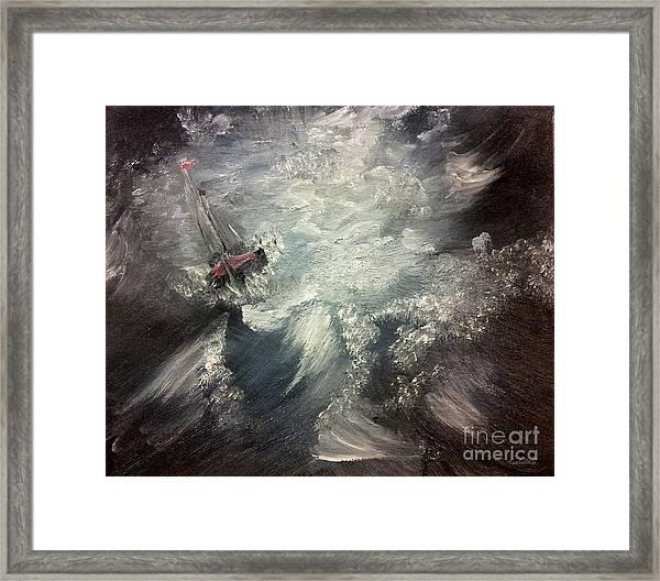Sirens Call Framed Print
