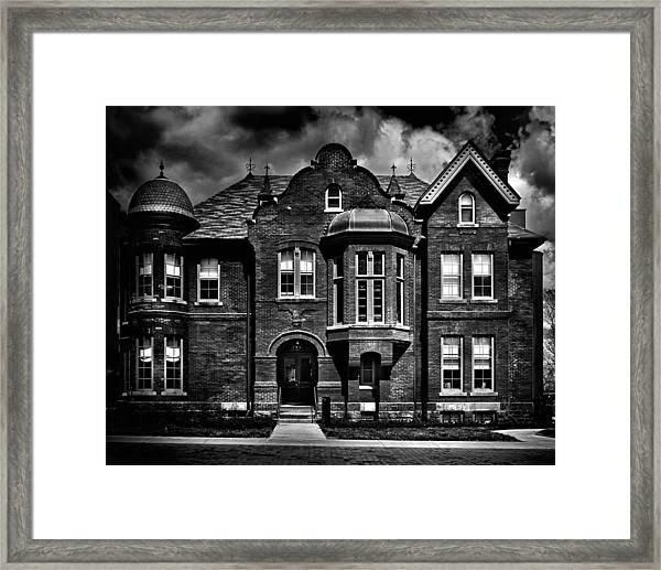 Sisters Of St. Joseph Heritage Building Toronto Canada Framed Print