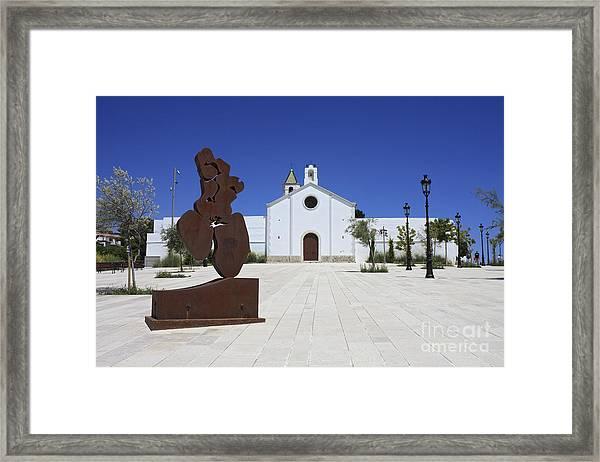 Sitges Spain Framed Print