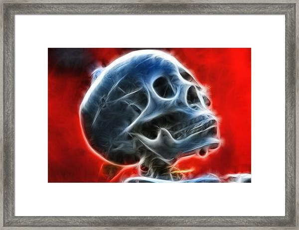 Skull #1 Framed Print