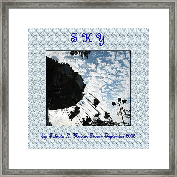 Sky #1 Framed Print