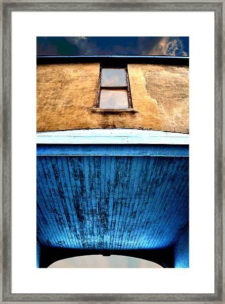 Sky Room Framed Print