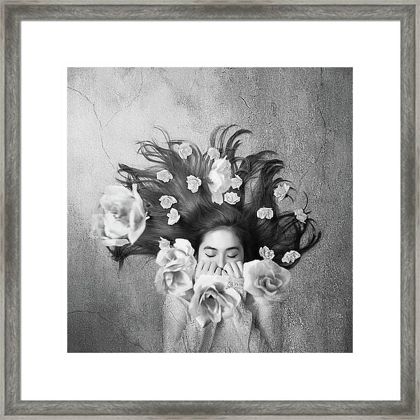 Sleep Framed Print