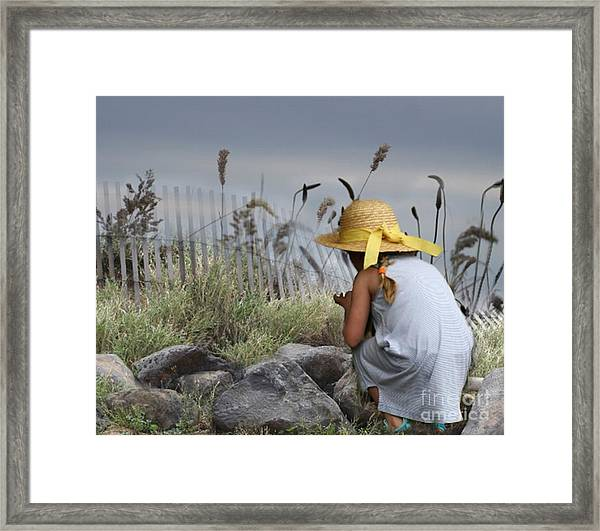Small Wonders Framed Print
