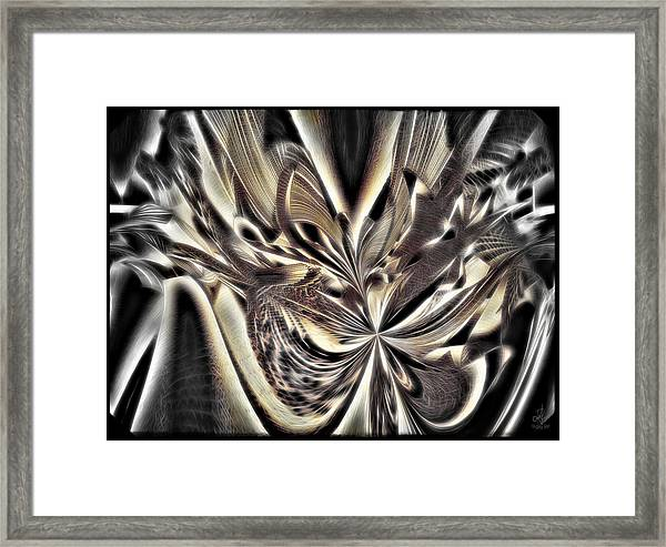 Smash And Grab Framed Print