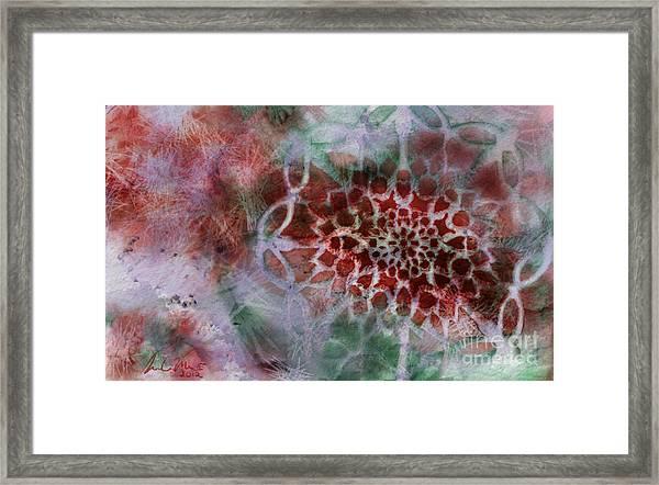 Snowflake 2 Framed Print