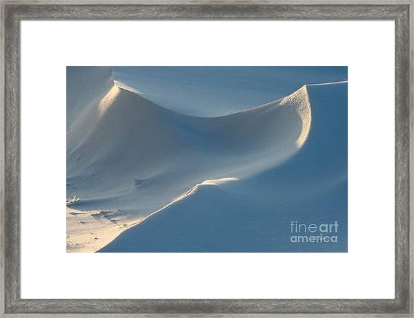 Snowscapes 1 Framed Print