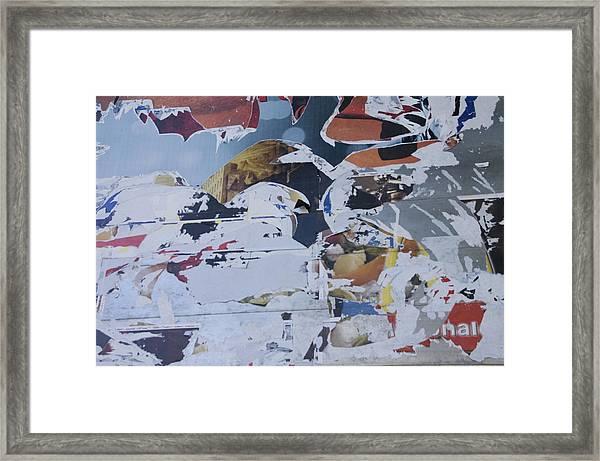 Soho Dreams Framed Print