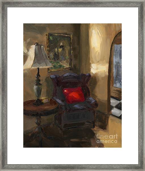 Sold First Light Framed Print