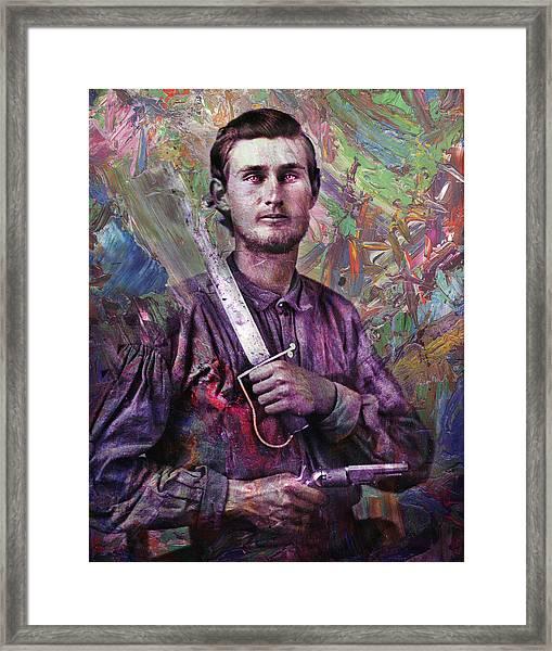 Soldier Fellow 1 Framed Print
