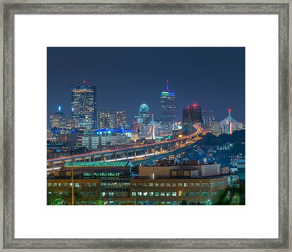 Soldiers Home Framed Print
