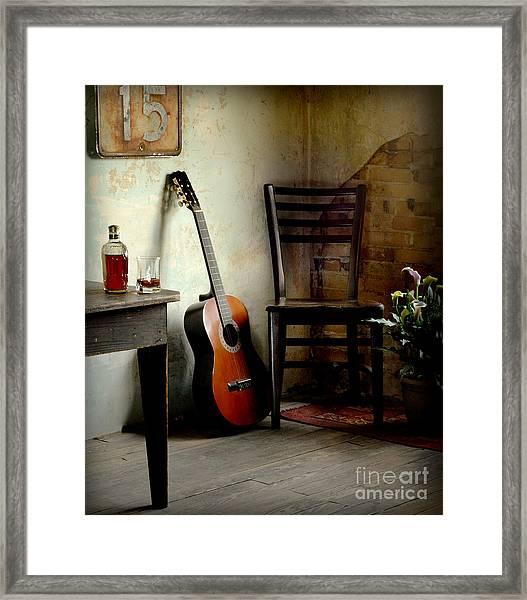 Solitude For One Framed Print