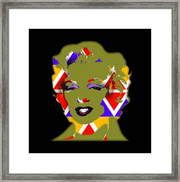Some Like It Native Framed Print