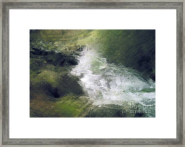 Somewhere Only We Know 3 Framed Print