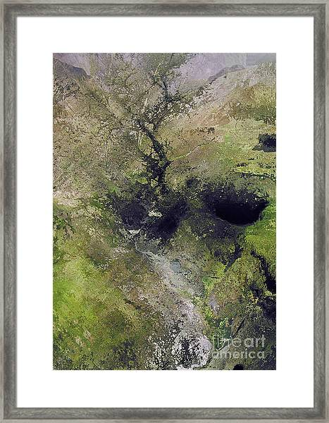 Somewhere Only We Know 5 Framed Print