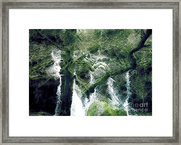 Somewhere Only We Know 1 Framed Print