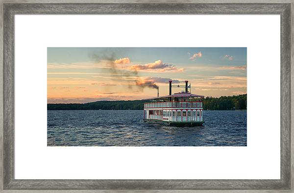 Songo River Queen Two Framed Print