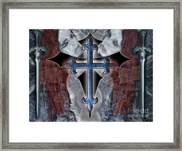 Soul Passion Framed Print