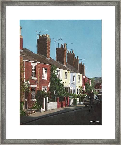 Southampton Rockstone Lane Framed Print