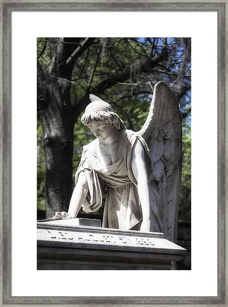 Southern Angel I Framed Print