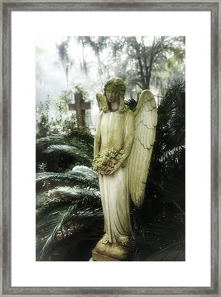 Southern Angel IIi Framed Print
