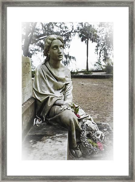 Southern Angel Iv Framed Print