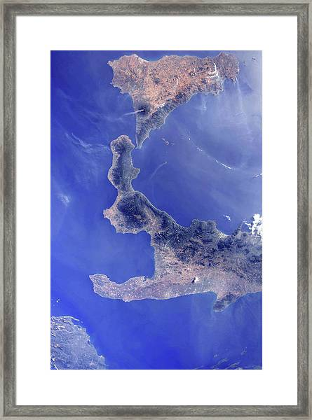 Southern Italy Framed Print