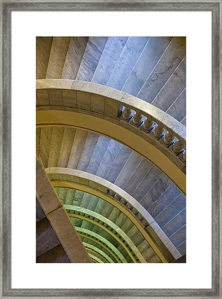Spain, Madrid, Circulo De Bellas Artes Framed Print