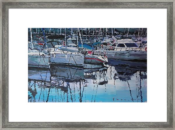 Spain Series 05 Port Del Balis Framed Print