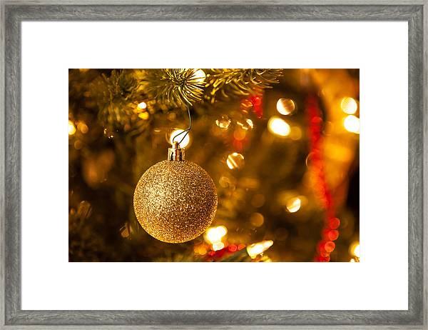 Sparkles Framed Print