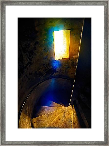 Spectral Mornings Framed Print