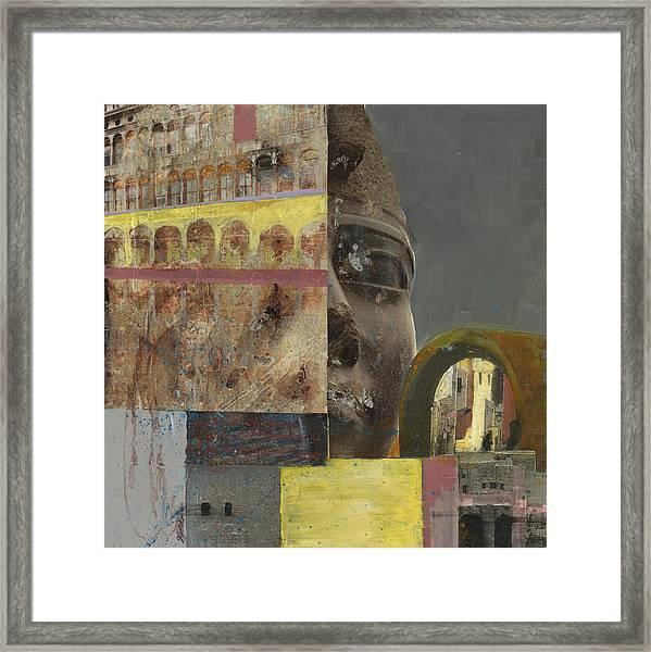 Sphinx Framed Print