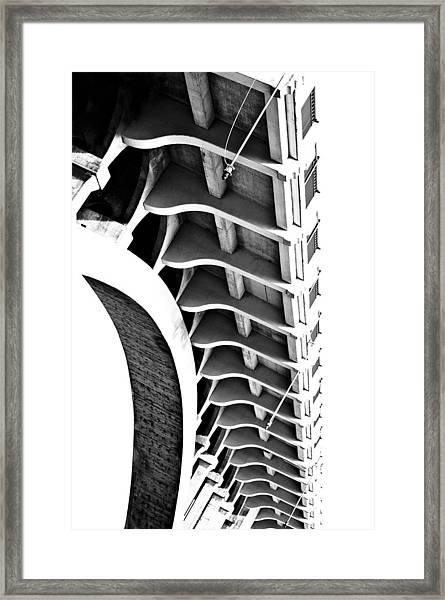 Spina Framed Print