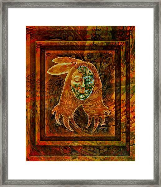 Spirit Fire II Framed Print