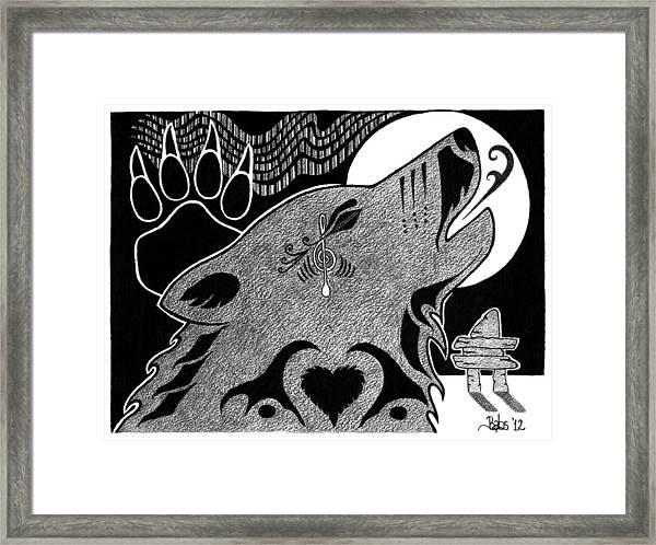 Spirit Of Community Framed Print