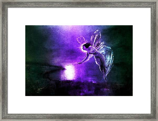 Spirit Of The Night Framed Print