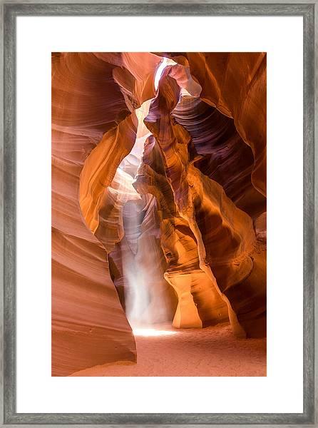 Spirit Walker Framed Print