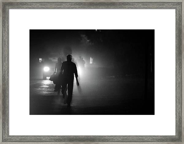 Spiritless Framed Print by Harsa Mitra