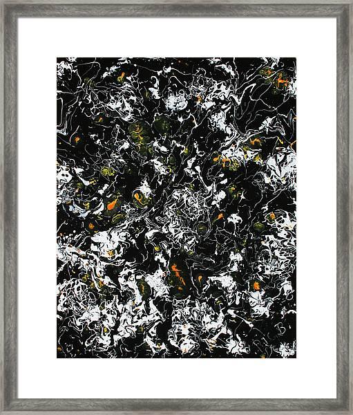 Spirits Clad In Veils Framed Print