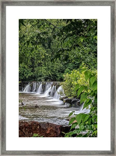 Spring In Arkansas Framed Print