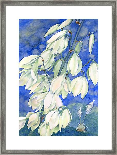 Springtime Splendor Framed Print