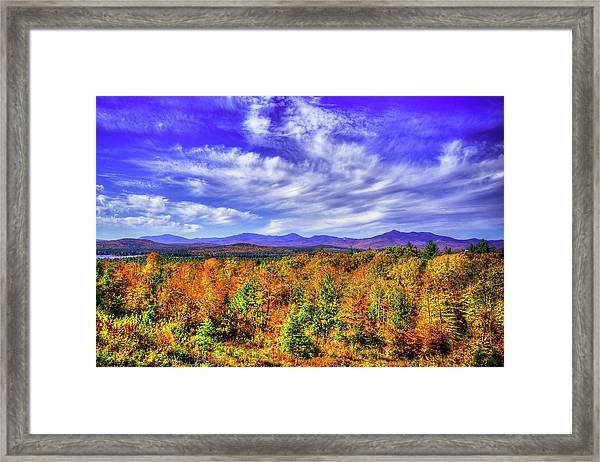 Sprinkles Framed Print by Joe Martin A New Hampshire Portrait Photographer