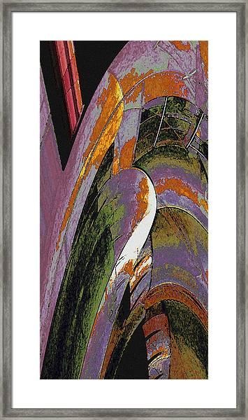 Spruce Goose Framed Print