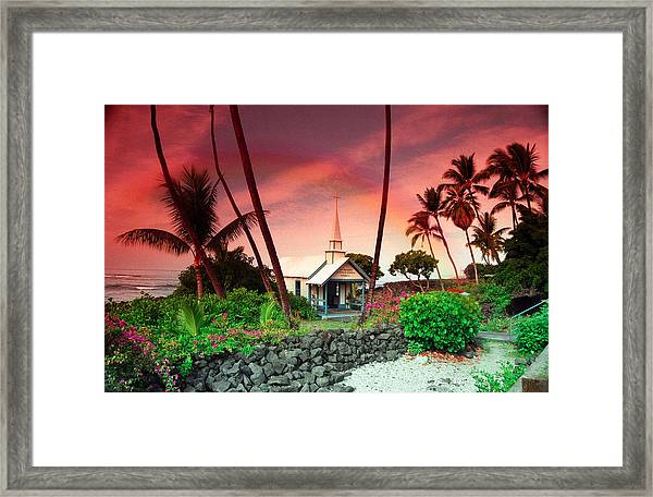 St Peters Church Framed Print
