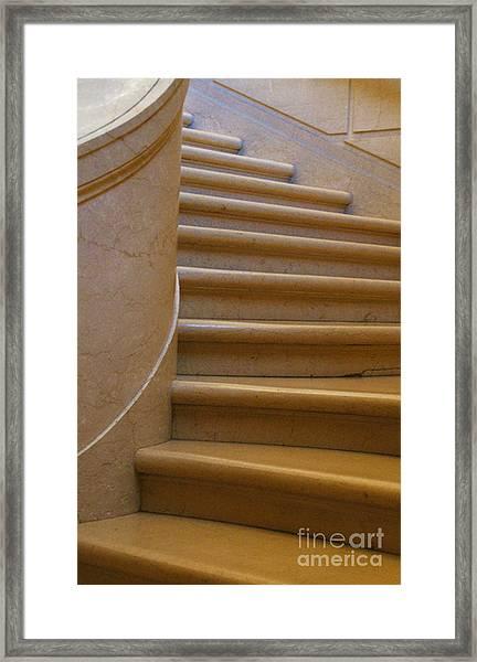 Stair 10 Framed Print