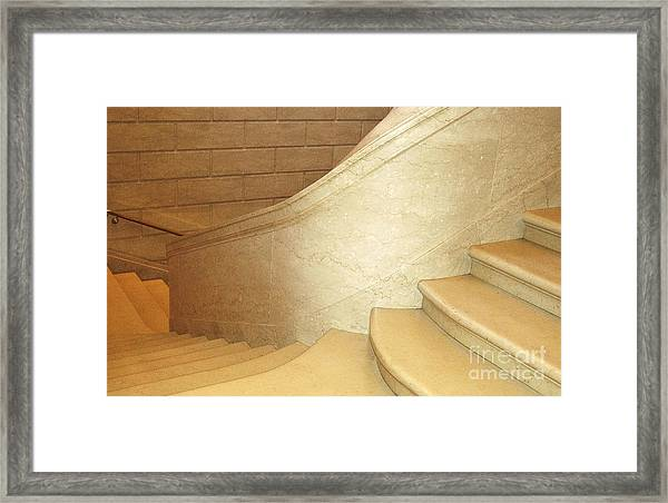 Stairs 1 Framed Print
