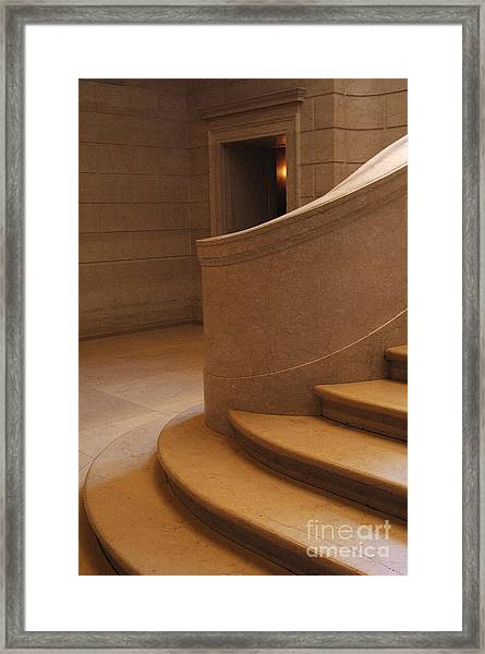 Stairs 12 Framed Print