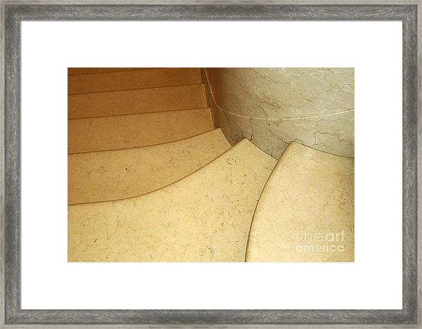 Stairs 3 Framed Print