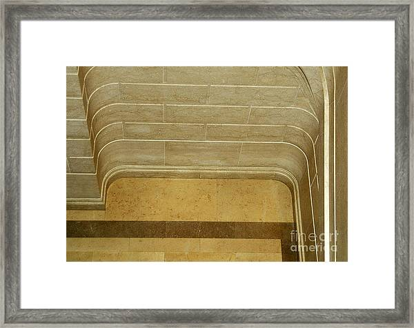 Stairs 7 Framed Print